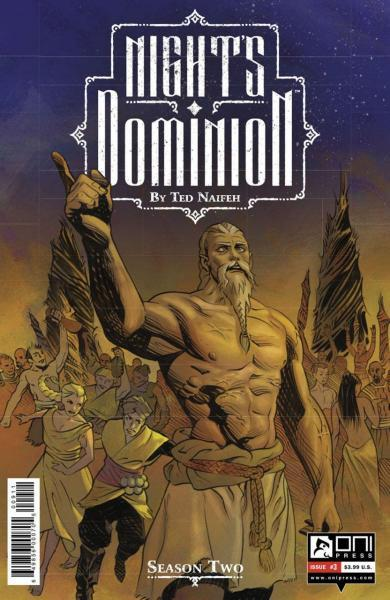 Night's Dominion Season Two 3 Issue #3