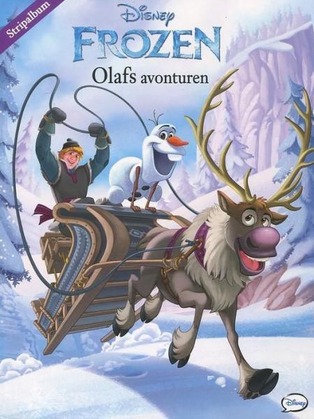 Frozen: Olafs avonturen 1 Olafs avonturen