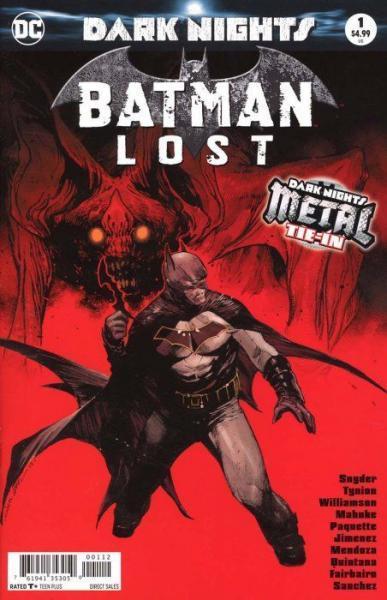 Batman: Lost 1 Batman: Lost