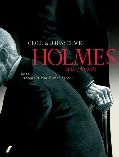 Holmes 1 Afscheid van Baker Street
