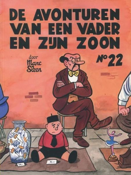 Piet Fluwijn en Bolleke (Adhemar) 22 Nummer 22