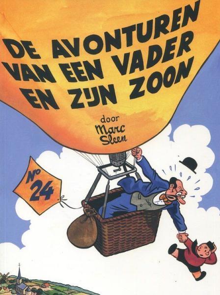 Piet Fluwijn en Bolleke (Adhemar) 24 Nummer 24