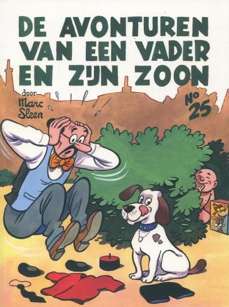 Piet Fluwijn en Bolleke (Adhemar) 25 Nummer 25