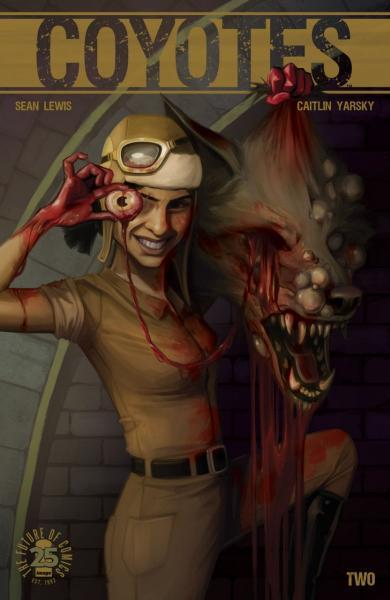 Coyotes 2 Issue #2