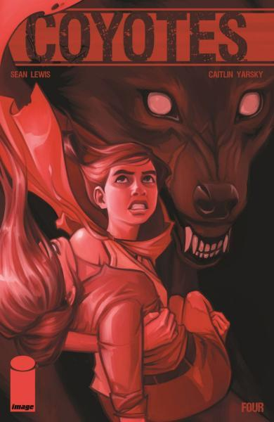 Coyotes 4 Issue #4