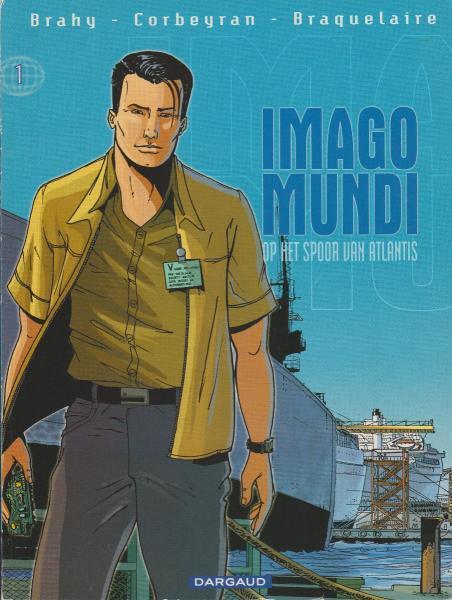 Imago Mundi 1 Op het spoor van Atlantis