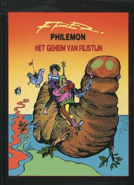 Philemon (HUM!) 14 Het geheim van Filistijn