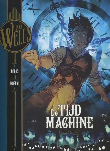De tijdmachine (Moreau) 1 De tijdmachine
