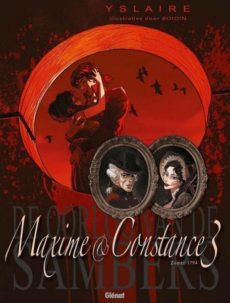 De oorlog van de Sambers 9 Maxime & Constance 3: Zomer 1794, de blik van de weduwe