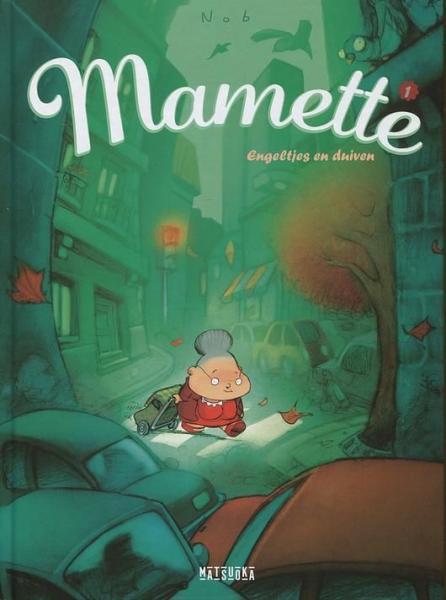 Mamette 1 Engeltjes en duiven
