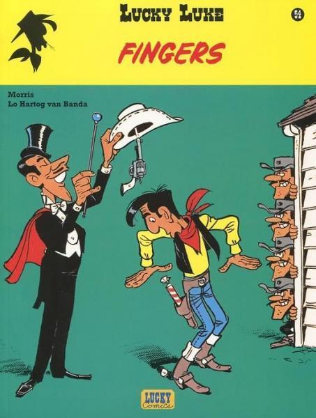 Lucky Luke (Lucky Comics, hernummering) 54 Fingers