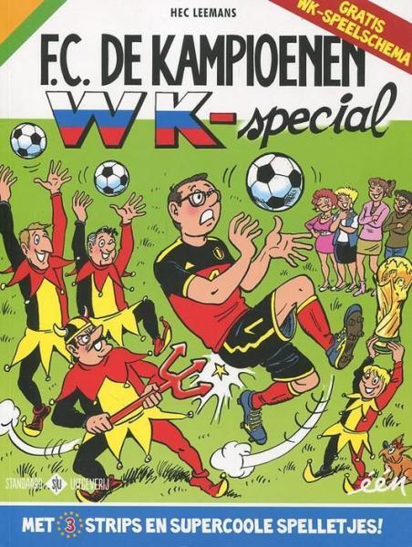 F.C. De Kampioenen INT 28 WK-special