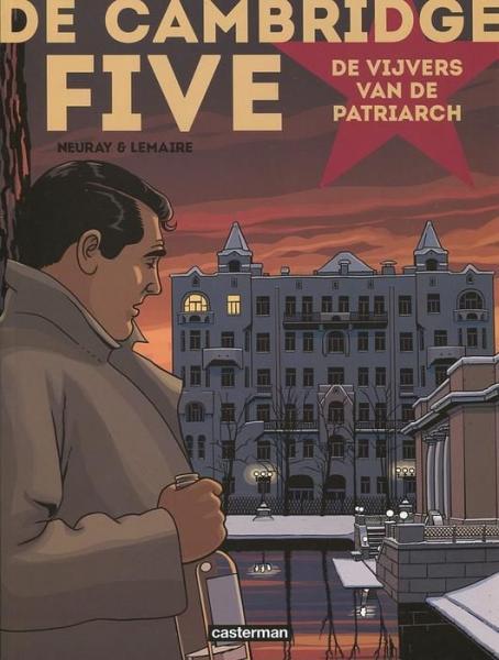 De Cambridge Five 3 De vijvers van de patriarch