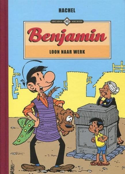 Benjamin (Hachel) 7 Loon naar werk