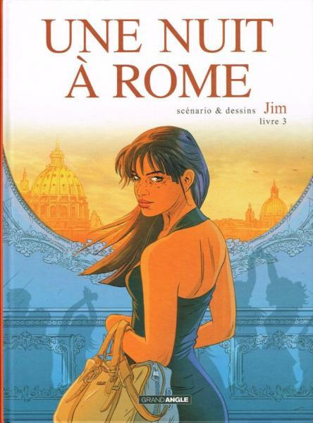 Een nacht in Rome 3 Tome 3