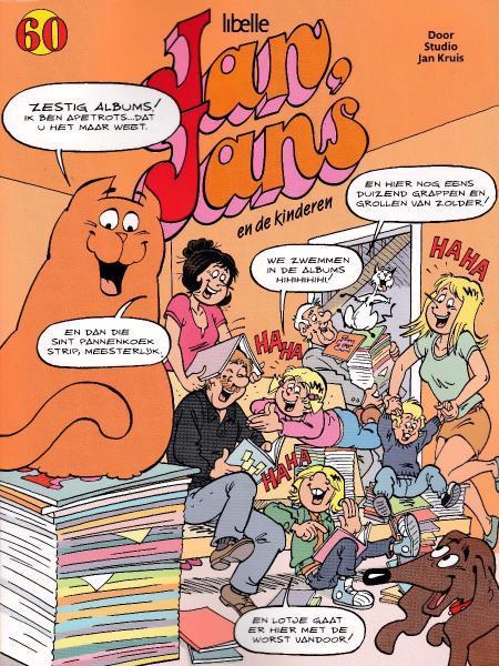 Jan, Jans en de kinderen 60 Deel 60