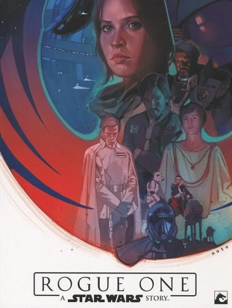 Star Wars Remastered Filmboek 8 Rogue One: A Star Wars Story