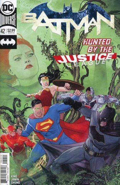 Batman B42 Everyone Loves Ivy, Part 2