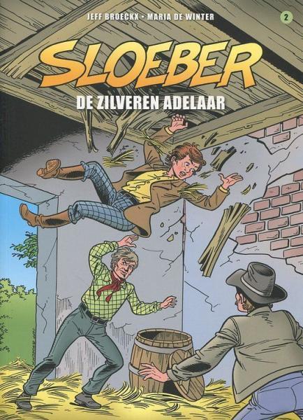 Sloeber (Saga) A2 De zilveren adelaar