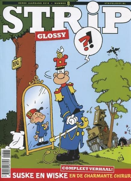 Strip Glossy 8 Nummer 8