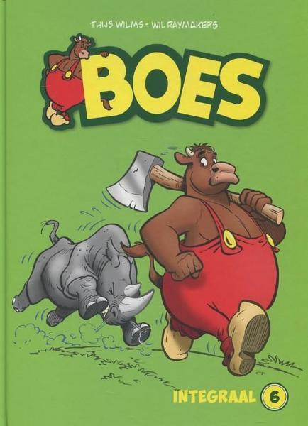 Boes (Saga) INT 6 Integraal 6