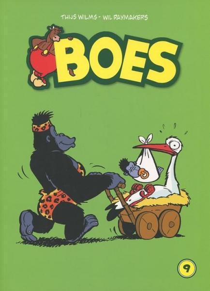 Boes (Saga) 9 Deel 9