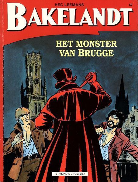 Bakelandt 67 Het monster van Brugge
