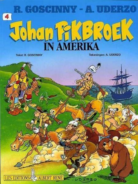 Johan Pikbroek 4 In Amerika