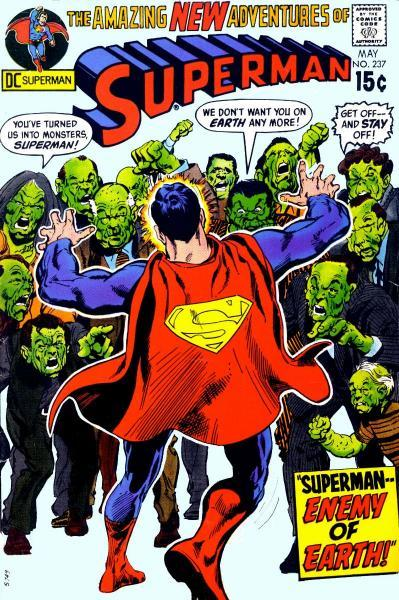Superman 237 Issue #237