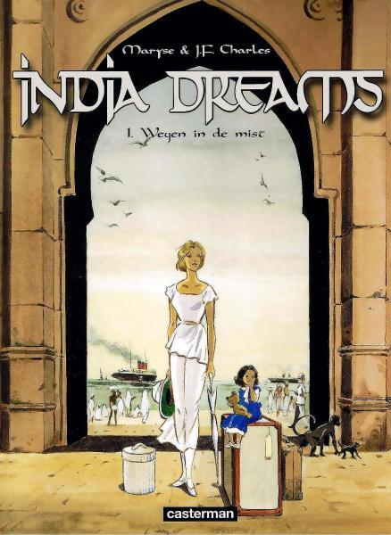 India Dreams 1 Wegen in de mist