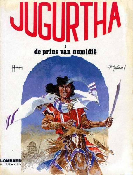 Jugurtha 1 De prins van Numidië