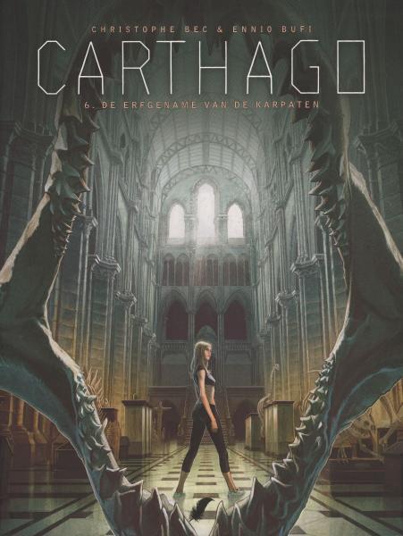 Carthago 6 De erfgename van de Karpaten