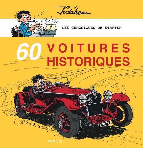 Les chroniques de Starter 5 60 Voitures historiques