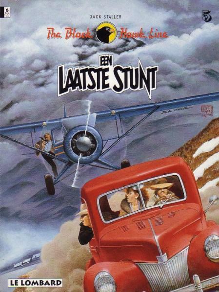 The Black Hawk Line 5 Een laatste stunt