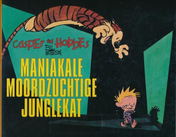 Casper en Hobbes 9 Maniakale moordzuchtige junglekat