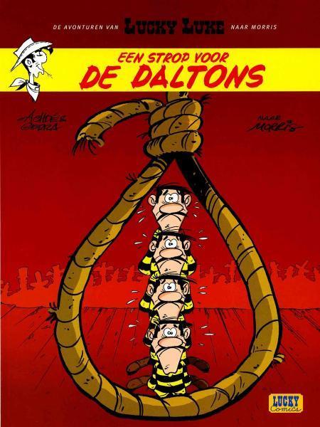 Lucky Luke (Lucky Comics) 2 Een strop voor de Daltons