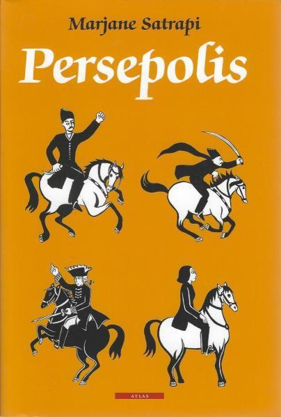 Persepolis INT 1 Integraal