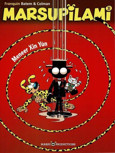 Marsupilami 31 Meneer Xin Yun
