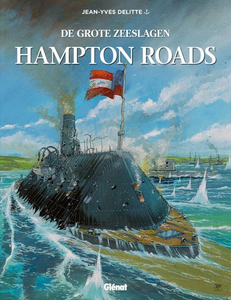 De grote zeeslagen 5 Hampton Roads