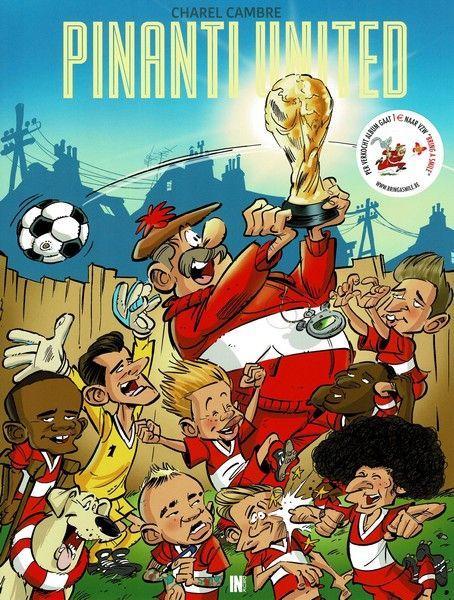 Pinanti United 3 Wereldkampioenen
