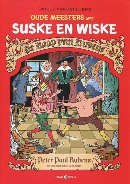 Oude meesters met Suske en Wiske 1 De raap van Rubens