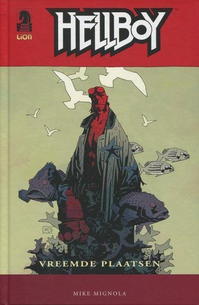 Hellboy (Lion) 6 Vreemde plaatsen