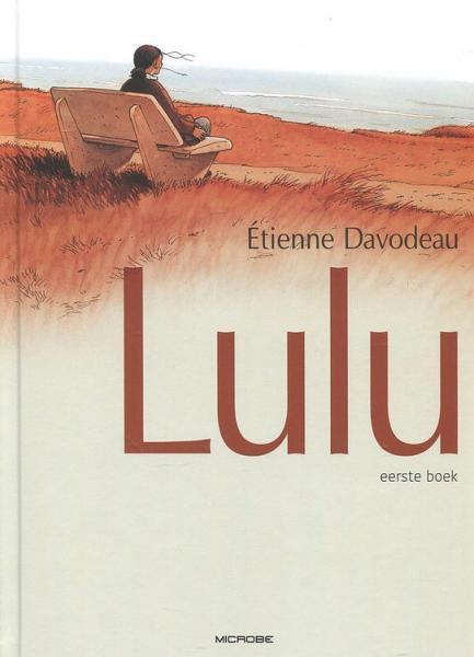 Lulu - De naakte vrouw 1 Eerste boek