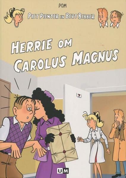 Piet Pienter en Bert Bibber 19 Herrie om Carolus Magnus