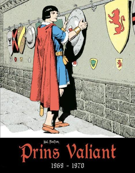 Prins Valiant (Silvester) INT 17 Jaargang 1969-1970