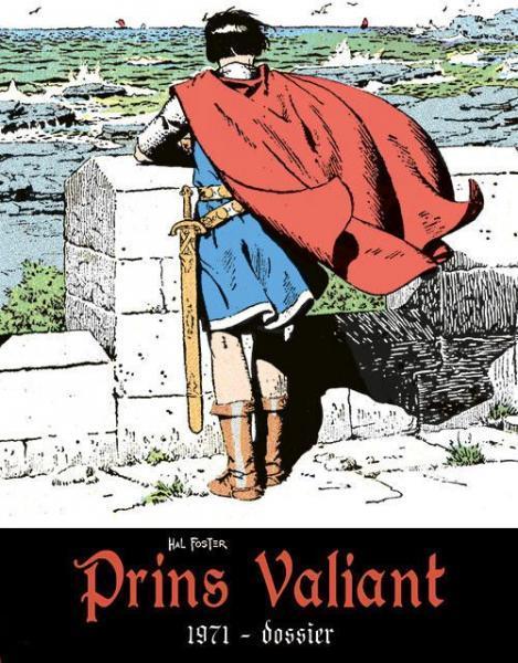 Prins Valiant (Silvester) INT 18 Jaargang 1971 - Dossier