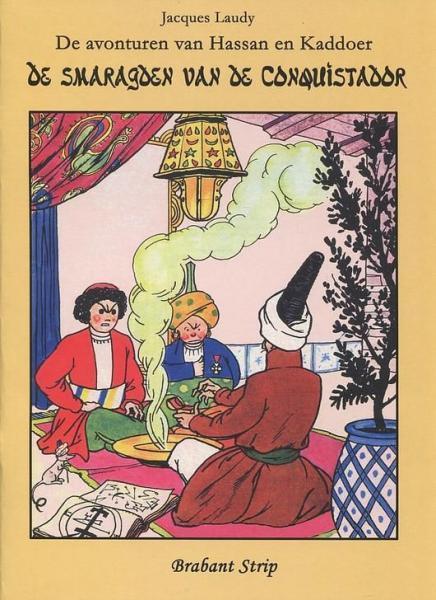 Hassan en Kaddoer (Fenix) 2 De smaragden van de conquistador