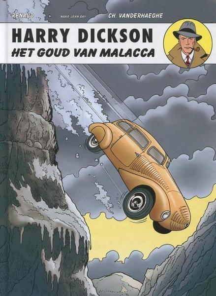 Harry Dickson (Dargaud/Art & BD) 13 Het goud van Malacca