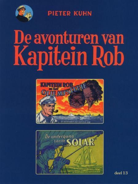 Kapitein Rob (Paul Rijperman) 13 Kapitein Rob en het oliemysterie / De ondergang van de Solar