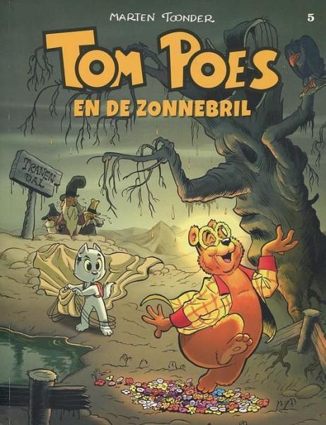 Tom Poes (Cliché) 5 Tom Poes en de zonnebril